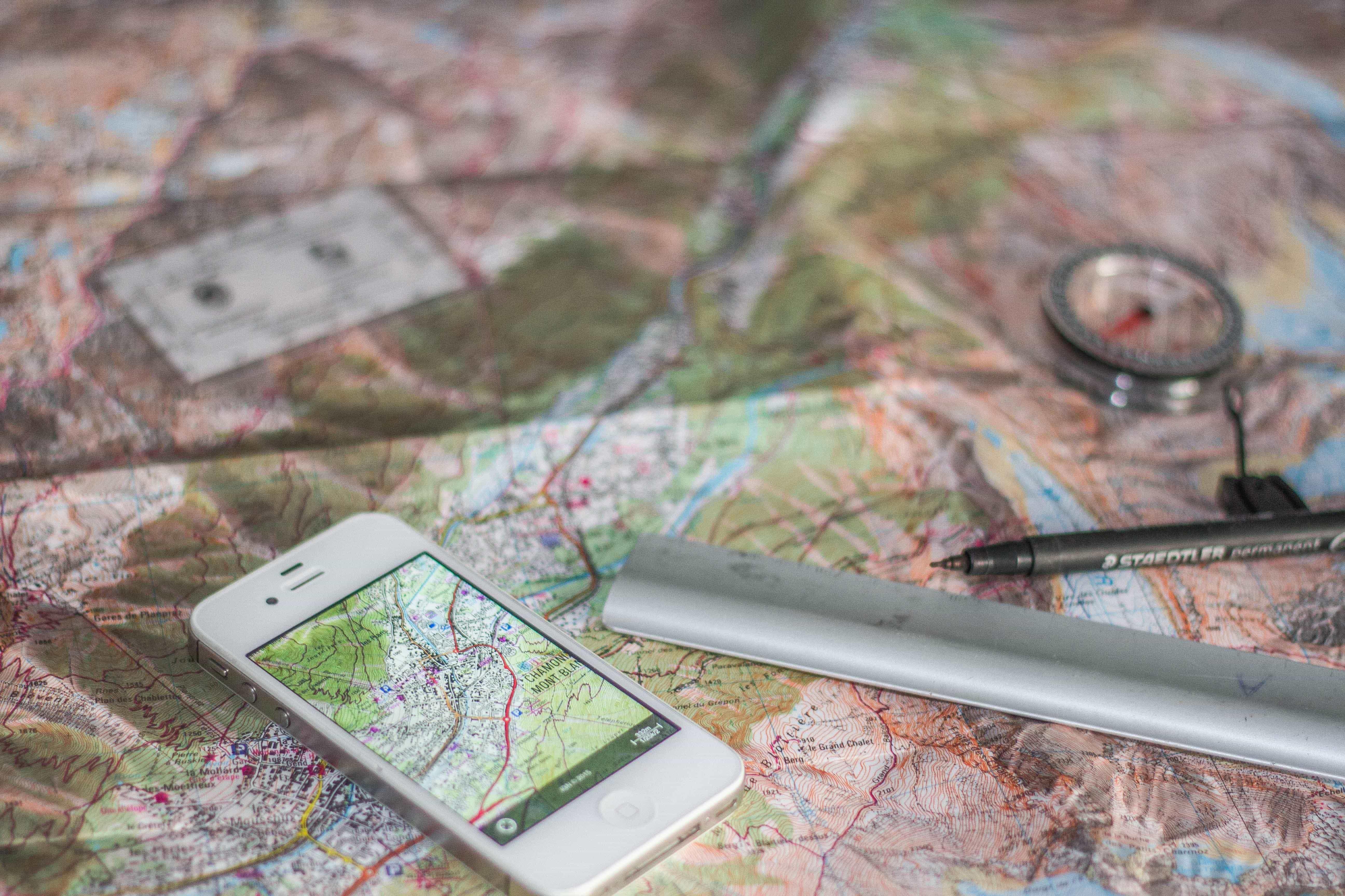 Randonnée Cartographie Orientation