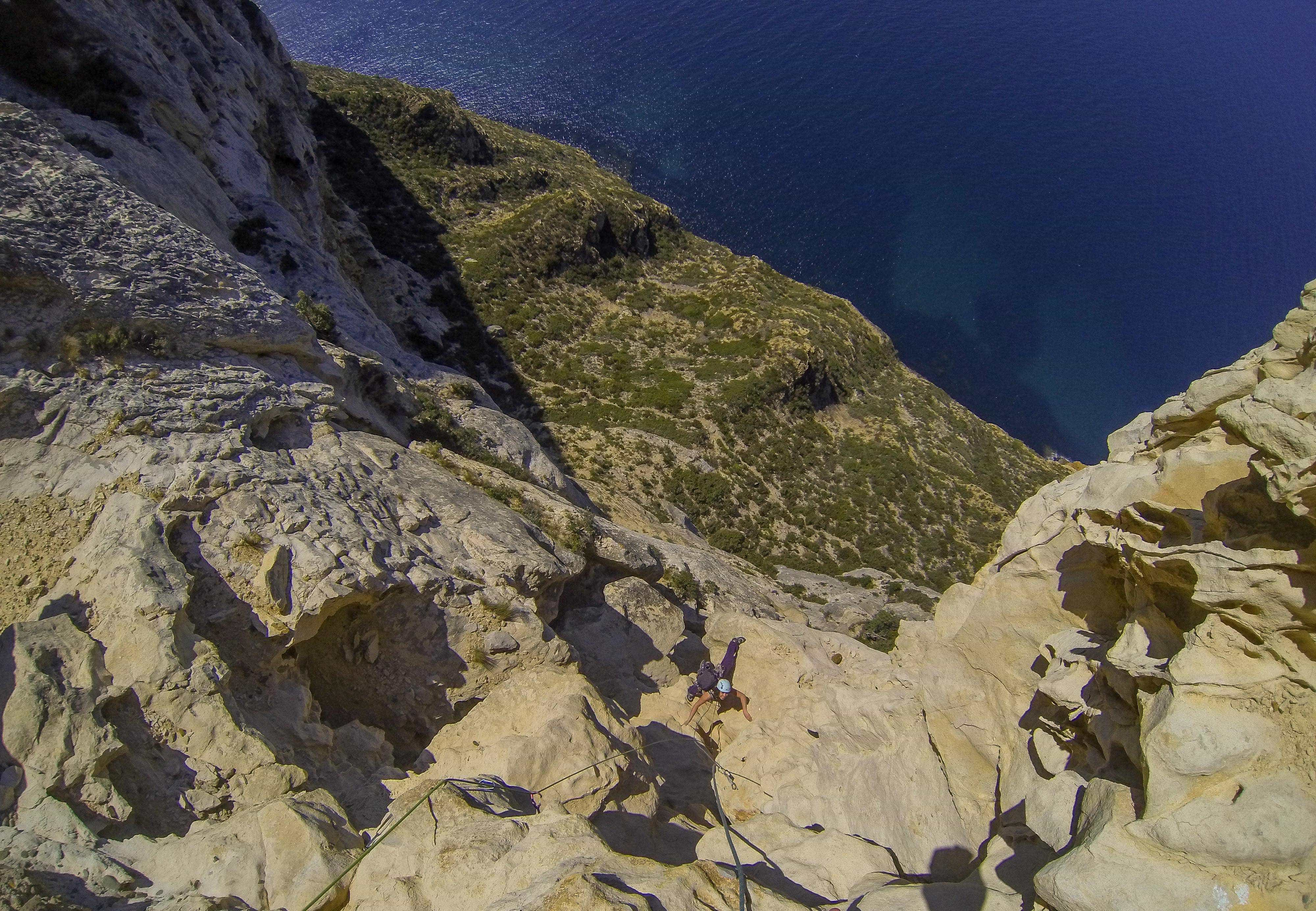 Grande voie Cap canail