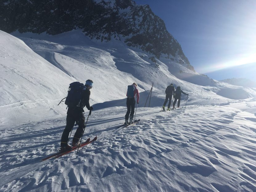 Ski à Val Frejus